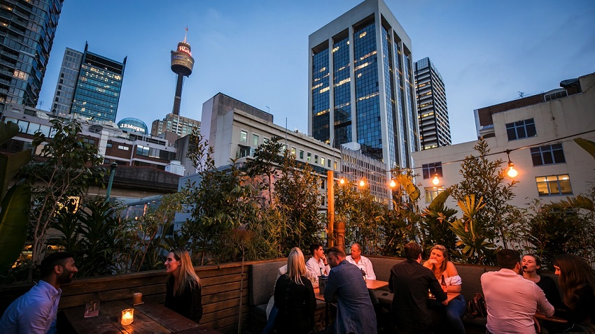 The Top Best Transport Public  Bars In Australia 2019