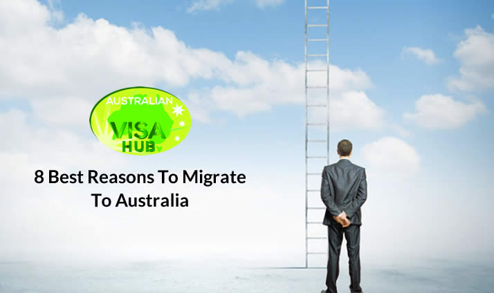 The Top Best 8 Ways of Emigrating to Australia 2019