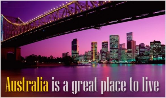The Top Best Place to Live For New Migrants in Australia 2019
